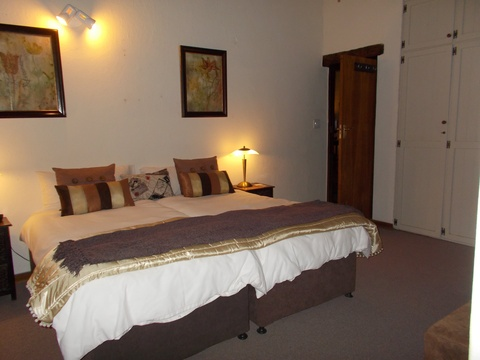 Impala Suite, The Rest Zebra Lodge