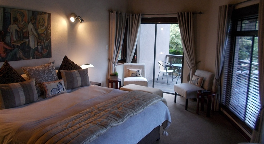 Bushbuck Suite- The Rest Zebra Lodge